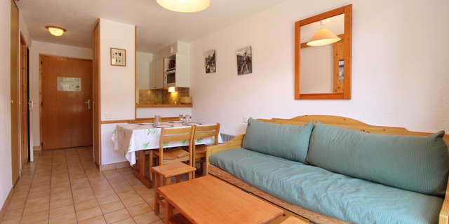 Pied De Pistes - 2 roomss 4 people ** - PPC002