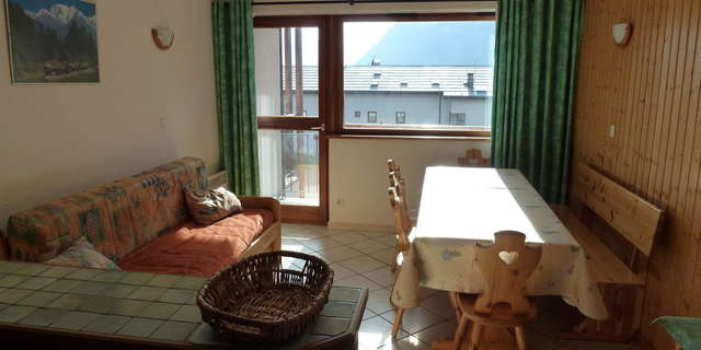 Résidence Les Balcons Des Curtious - Apartment 4 rooms cabine 8 people - BB10