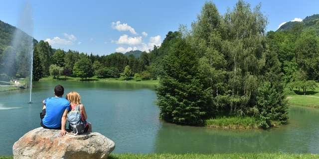 Balade au Lac de La Mirande