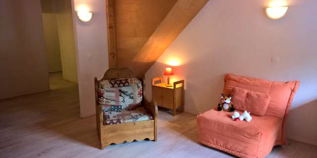 Le Chalet Le Grand Air - Studio 4 personnes - APT03