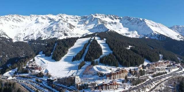 Domaine alpin des 7 Laux