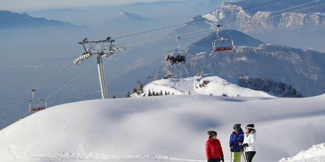 Itinéraire de ski de radonnée Malatrait - Les Plagnes