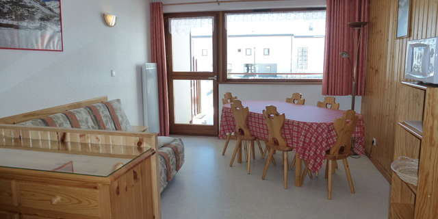 Résidence Les Balcons Des Curtious - Apartment 2 rooms cabine 6 people - BB3