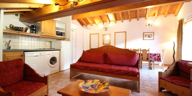 Les Essarts - 3 rooms 7 people *** - ESS028