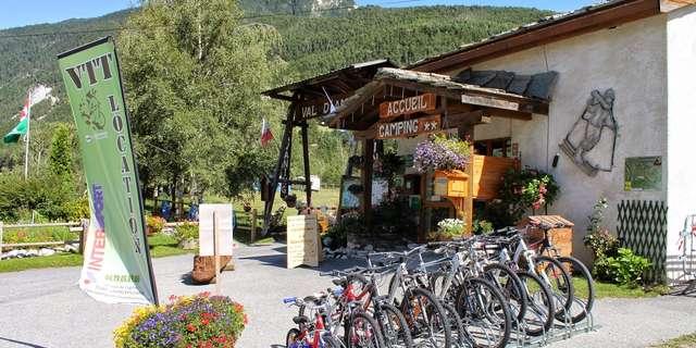 Location de VTT - Camping Val d'Ambin