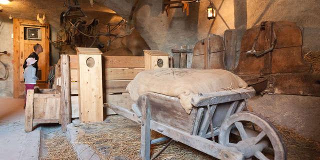 European Heritage days - Museum l'Arche d'Oé