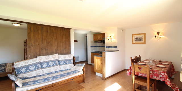 Les Sports - 3 rooms 6 people *** - SPO001M