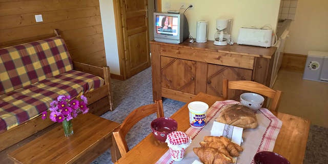 Les Arolles - 2 rooms 4 people - AR09B