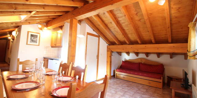 Les Essarts - 3 rooms 6 people *** - ESS029