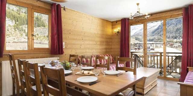 Résidence Les Balcons de Val Cenis Village - Appartement 7-8 personnes famille