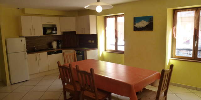 Lanslebourg Village - Apartment 3 rooms cabine 6 people - 696