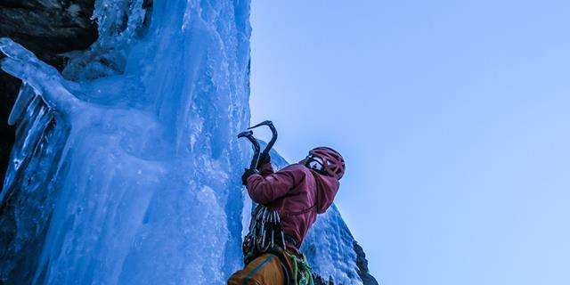 Symphon'Ice - Escalade sur glace - ANNULÉE