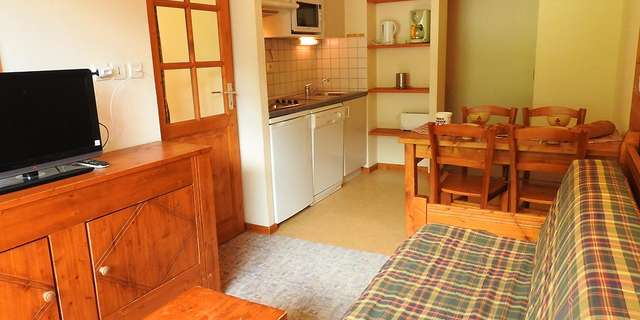 Le Tetras - 2 rooms 4 people - TE215T