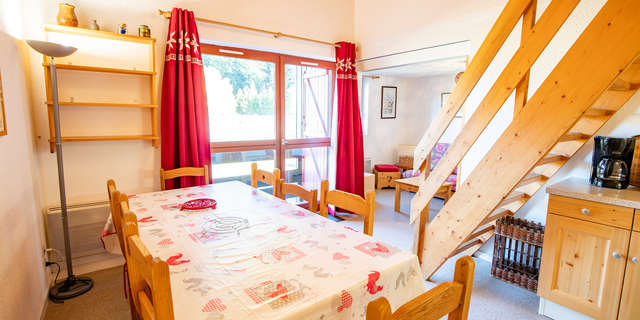 Les Arolles - 3 rooms 8 people - AR24B