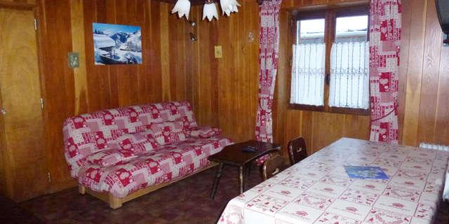 Lanslevillard Quartier Eglise - Appartement 4 pièces cabine 6 personnes - 505