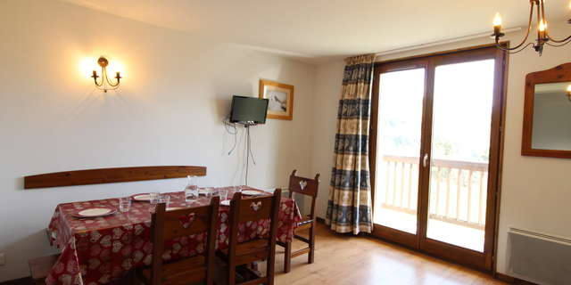 Les Sports - 3 rooms 6 people *** - SPO003