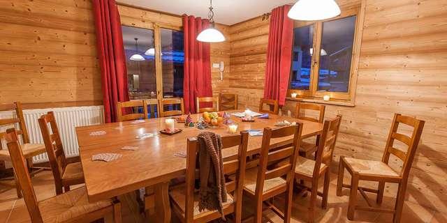 Résidence Les Balcons de Val Cenis Village - Apartment 8-10 people