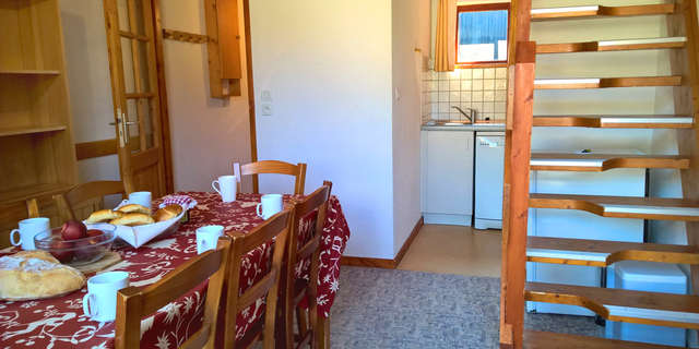 Les Arolles - 3 rooms 8 people - AR17A