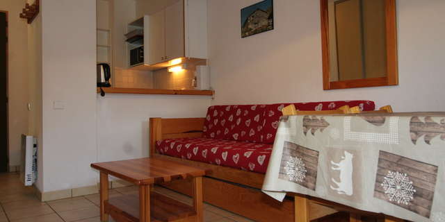 Le Petit Mont Cenis - 2 rooms 4 people ** - PMB020