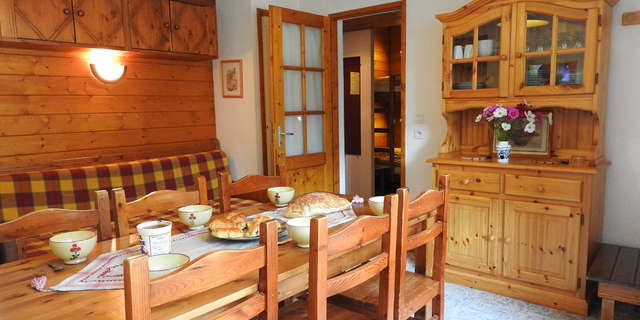 Les Portes De La Vanoise - 2 rooms 6 people - SB402C