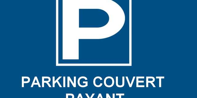 Covered car park Le Roubier