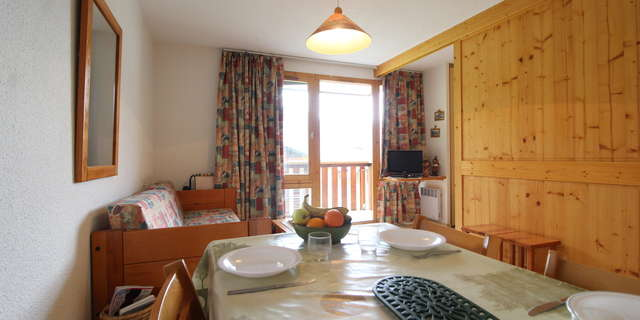 Le Petit Mont Cenis - 2 rooms 4 people - PMB022