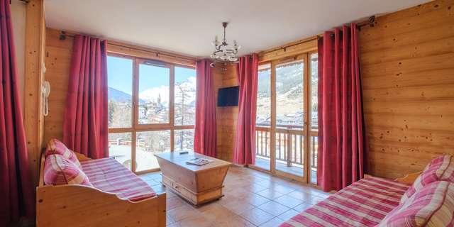 Résidence Les Balcons de Val Cenis Village - Apartment 2-4 people supérieur