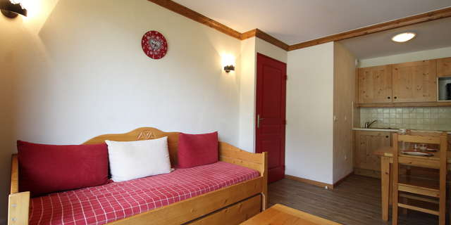 Les Alpages - 2 rooms 4 people - ALA107