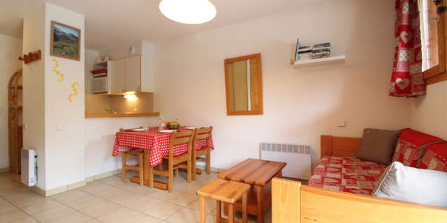 Le Petit Mont Cenis - 2 rooms 4 people ** - PMB024