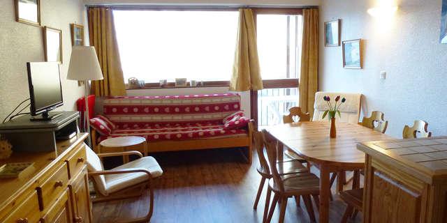Résidence Les Balcons Des Curtious - Apartment 3 rooms cabine 6 people - NIV06