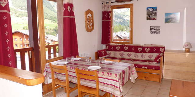 Le Petit Mont Cenis - 2 rooms 4 people ** - PMB026