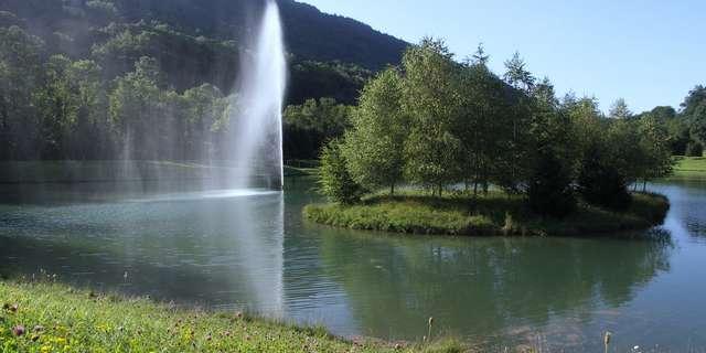 Pêche au Lac la Mirande