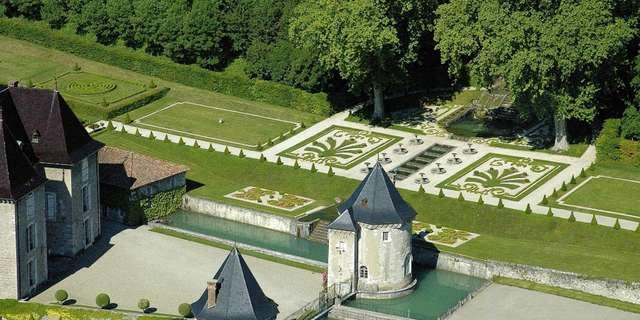 Jardins et Château du Touvet