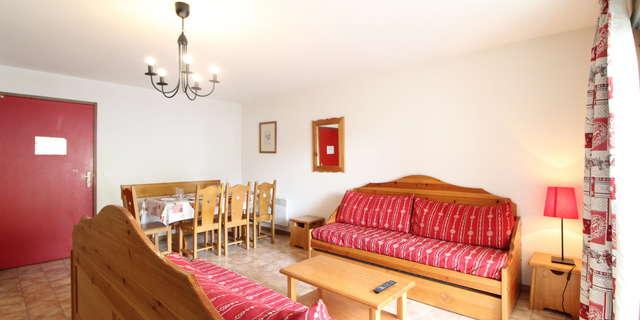Bonheur Des Pistes - 3 rooms 7 people *** - BONB30M