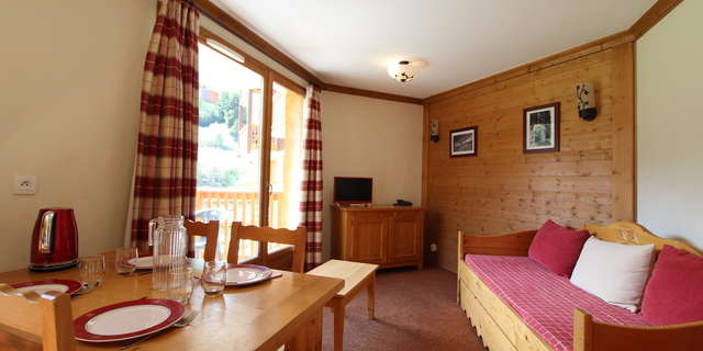 Les Alpages - 2 rooms 4 people - ALE101