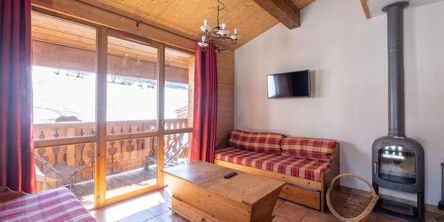 Résidence Les Balcons de Val Cenis Village - Appartement 8-10 personnes famille