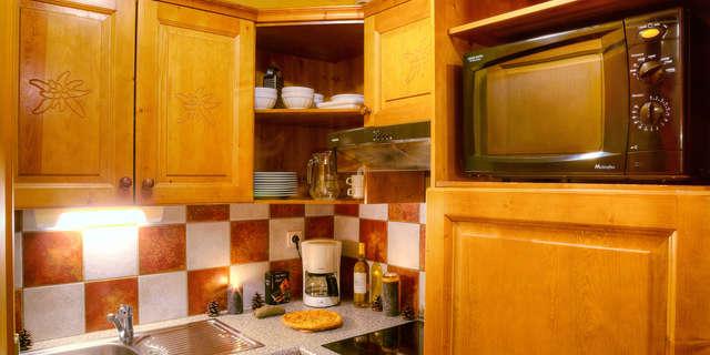 Résidence Les Balcons de Val Cenis Le Haut - Appartement 4-6 personnes famille