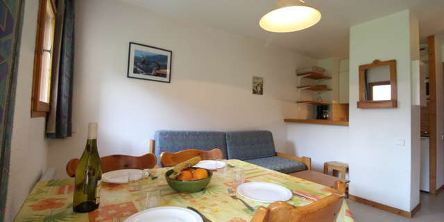 Le Petit Mont Cenis - 2 rooms 4 people - PMA013