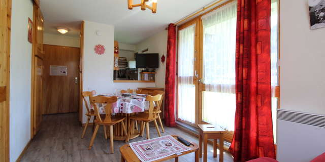 Pied De Pistes - 2 rooms 4 people - PPA004