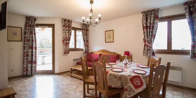 Bonheur Des Pistes - 3 rooms 6 people *** - BONA64
