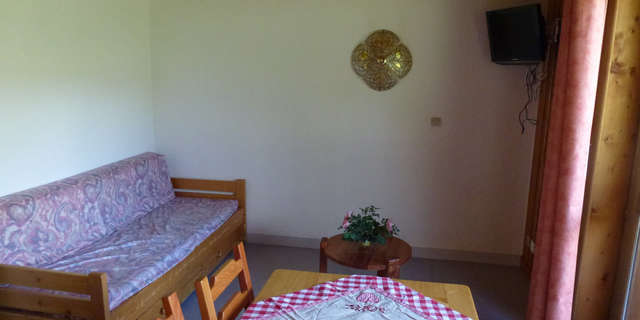 Résidence La Parrachee - Appartement 2 rooms cabine 5 people - PARA8