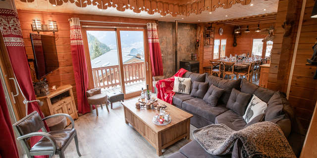 Chez Isa et Fred - Chalet Lout'Chi
