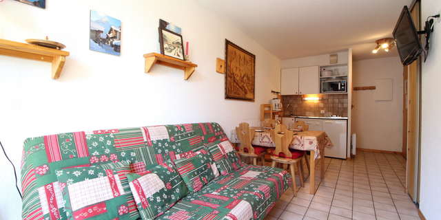 Pied De Pistes - 2 rooms 4 people - PPA007