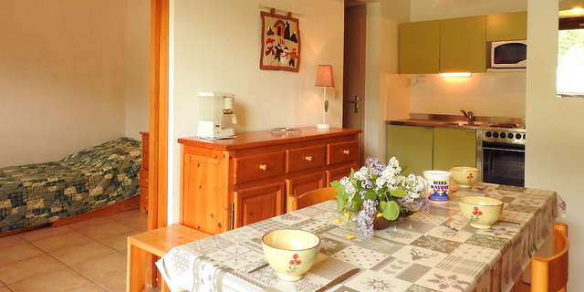Les Avenieres - 2 rooms 4 people - AV16D