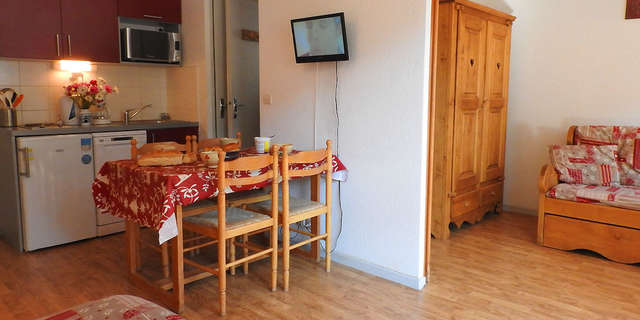 Les Portes De La Vanoise - 2 rooms 4 people - SB100C
