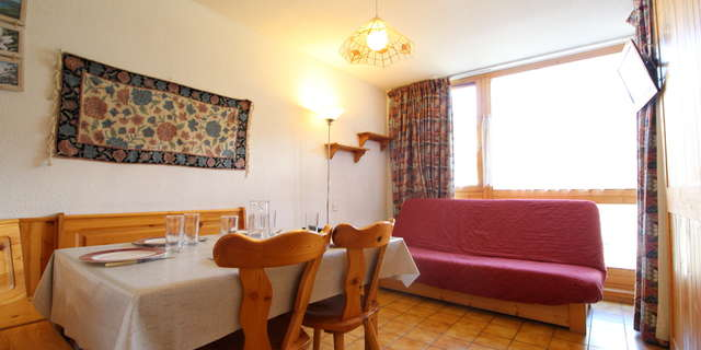 Pied De Pistes - 2 rooms 4 people - PPA012
