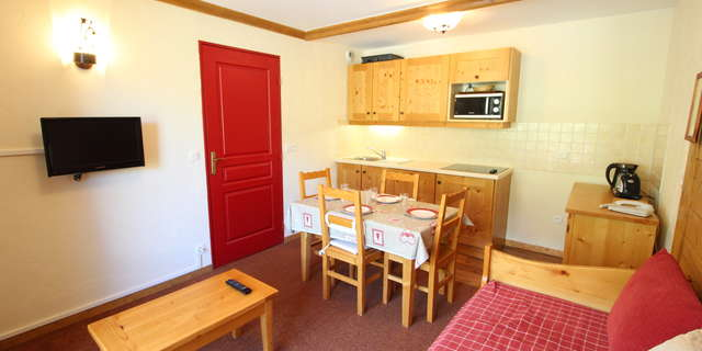 Les Alpages - 2 rooms 4 people - ALE304