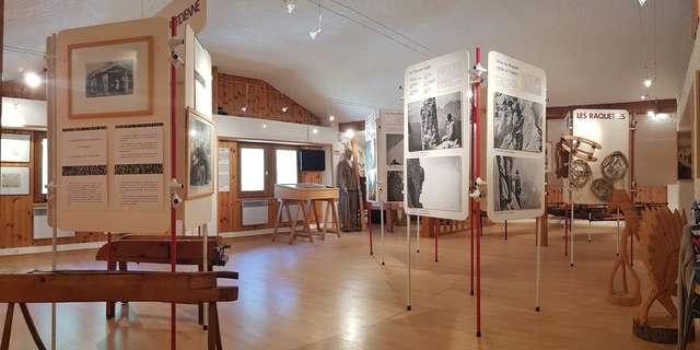 Visite du Musée Neige et Montagne
