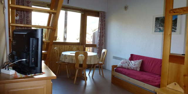 Résidence Albaron - Appartement 2 rooms cabine 6 people - ALBA241
