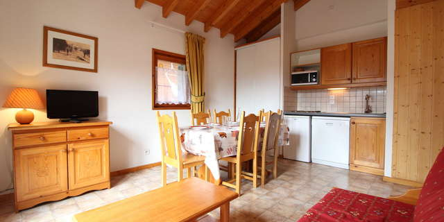 Les Essarts - 3 rooms 6 people *** - ESS009